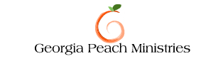 Georgia Peach Logo